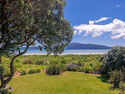 Photo for Once Upon A Tide - Paraparaumu Beachfront Holiday Home