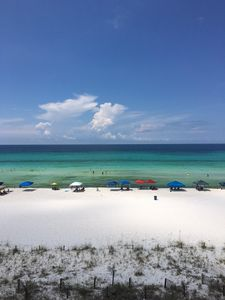 Photo for 3 Bed/3 Bath Beachfront Condo overlooking the beach and ocean