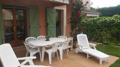 Photo for 2 bedrooms,4/5 peoples, air conditioning,august 890 euros / weeks