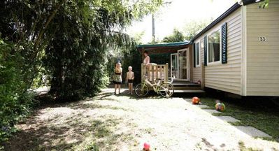 Photo for Camping Les Granges **** - Mobile home Evasion 4 rooms 6 people