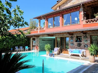 Photo for Vacation home Capo Corso (COS240) in Corsanico - 9 persons, 5 bedrooms