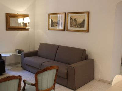 Photo for Apartment Domiziano, nice and cozy apartment in Rome, with 4 sleeps.