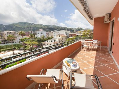 Photo for Casa Katia with Private Terrace, Air Conditioning and Internet Wi-Fi