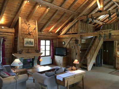Charming and authentic chalet in the alps, rebuilt with old wood