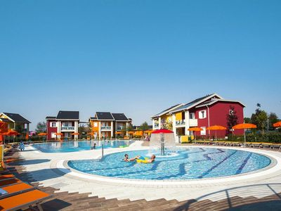 Photo for Holiday resort Green Village, Lido di Jesolo  in Venetische Adria - 7 persons, 2 bedrooms