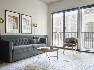 Photo for Sonder | Mill Ave | Dashing 1BR + Sofa Bed