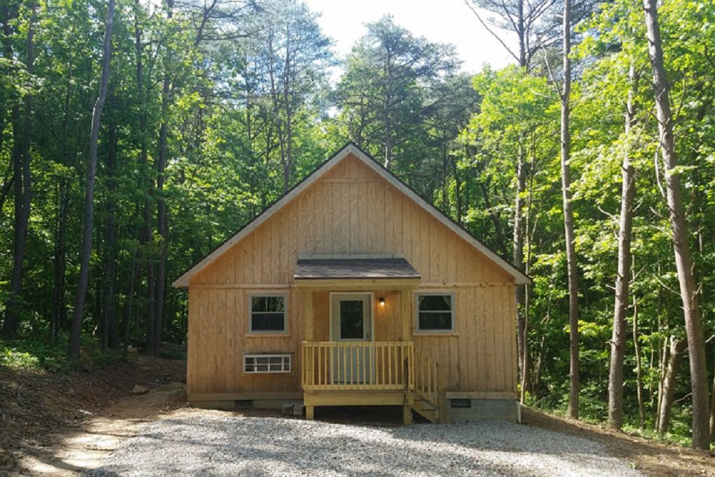 Cozy Cabin That Sleeps 6 In The Heart Of Hocking Hills One Night