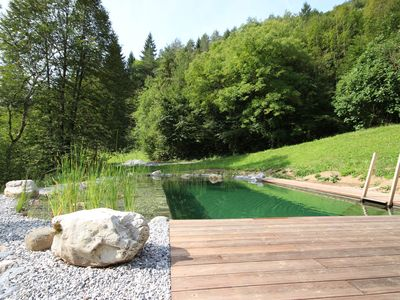 Photo for Wonderful Luxury Farmhouse with Pool & River in Reka