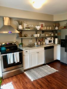 Photo for Tidy Townhome Close to Campus