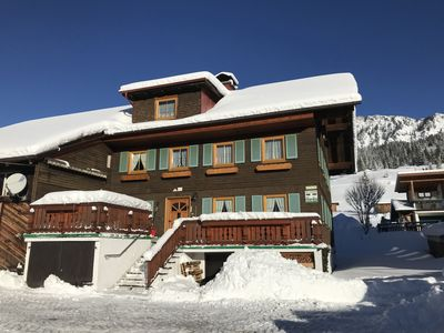 Photo for Chalet Alpenperle at the foot of Einstein