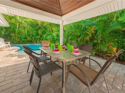 4 Minutes to the Gulf Beaches ☼ Private Heated Pool - Inquire for Rates