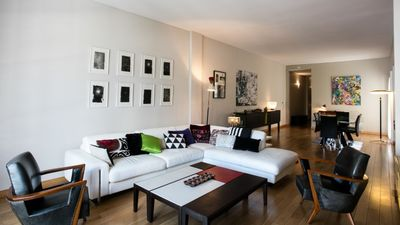 Photo for Large 4 Bedroom Apartment with Balcony in Recoleta