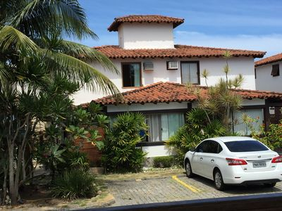 Photo for House in Geribá with 3 bedrooms in condominium.