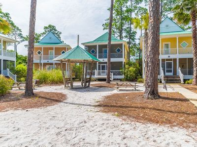 Photo for Beach Mama's 42c 2BR at Purple Parrot Village Resort by Perdido Key Resort Management
