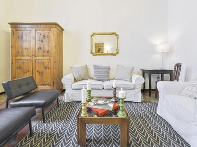 Photo for Porta Rossa Suite apartment in Duomo with WiFi.