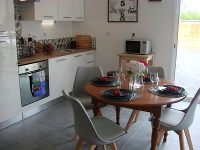 Photo for Charming 3 * cottage in the countryside near all sites 5 minutes from Bayeux