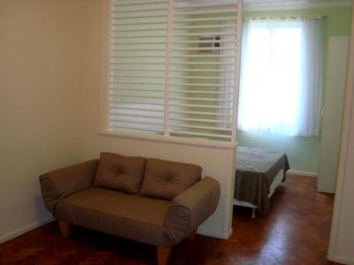 Photo for A11 comfortable studio near Ipanema - Riopravoce Season