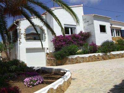 Photo for Large well equipped villa with private pool in Javea Spain.