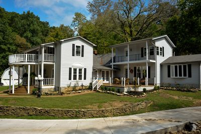 Early 1900s country manor with premium modern finishes.
