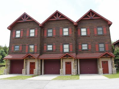 Photo for 4BR Townhome Vacation Rental in Snowshoe, West Virginia