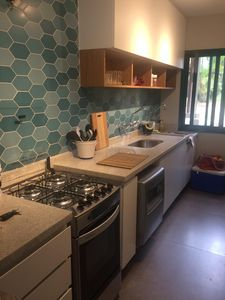 Photo for House in condo on the sand in Barra do Una - 3 suites