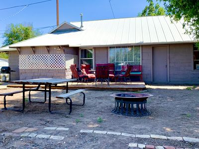 Photo for Cute & Comfortable!Walk to Hot Springs State Park & Big Horn River.Boat Parking!