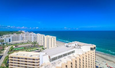 Photo for 2303 Family resort with amazing views on 23rd floor & full Hilton Pools access