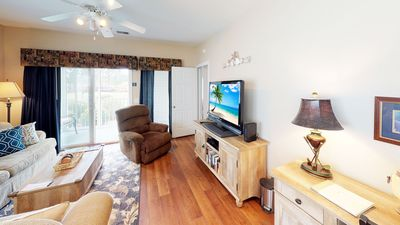 Photo for Charming Sunny End Unit Condo!  INCLUDES ACTIVITIES CENTER - WE HAVE IT ALL!