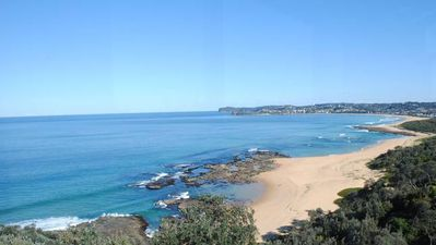 Photo for 3BR Apartment Vacation Rental in Forresters Beach, NSW