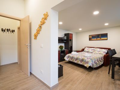 Photo for Apt A - Wellness Galilei - 5 beds