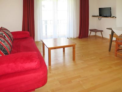 Photo for Nice apartment for 5 guests with pool, TV, balcony and parking