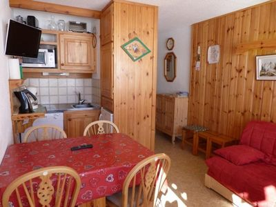 Photo for Apartment Les Menuires, 2 bedrooms, 4 persons