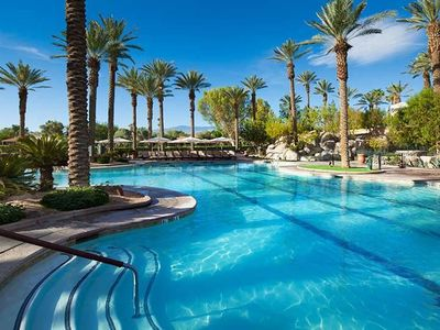 Photo for THE WESTIN MISSION HILLS RESORT VILLAS, PALM SPRINGS - 2BD - 8 SLEEPS