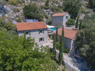 Photo for Holiday house Omiš for 12 - 14 persons with 6 bedrooms - Holiday house
