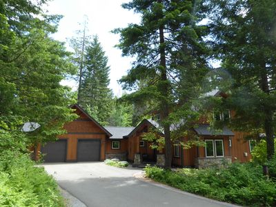 Photo for Suncadia Home Sleeps 12 ~ Secluded B/Yard w Great Patio, Hot Tub, Fire Pit