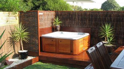Photo for Sunderland Bay Retreat - Outdoor SPA