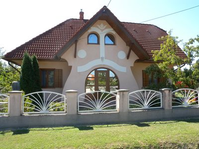 Photo for 3BR Apartment Vacation Rental in Balatonm�������riafürdő, Balaton