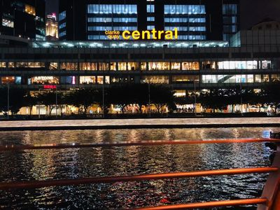 STROLL TO CLARKE QUAY, FURNISHED 2BR SPACE