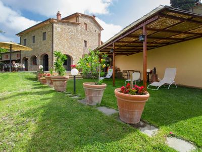 Photo for House in Civitella In Val di Chiana with Parking, Internet, Washing machine, Pool (261719)