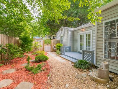 Photo for Charming Cottage in Historic Downtown Clarkesville