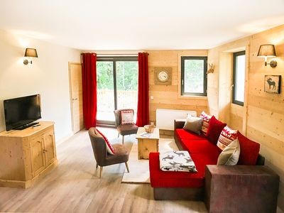 Photo for 3BR Apartment Vacation Rental in Valloire, Savoie