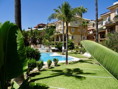 Photo for Puebla Aida Authentic Andalusian Luxurious ,with amazing views over golf and sea