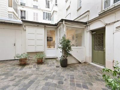 Photo for Small house near the Eiffel Tower