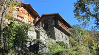 Photo for Chalet / stone house