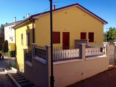Photo for N32 - Numana, new three-room apartment with left terrace