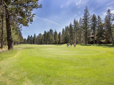 Photo for Located On The 12th Tee Of Meadows Golf Course, 10 Unlimited SHARC Passes!
