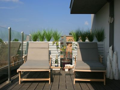 Photo for Modern Apartment in Gent with Terrace