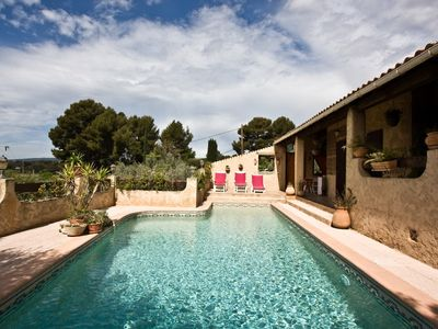 Photo for 3 bedroom accommodation in Le Castellet