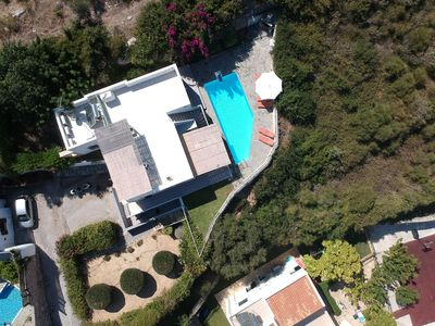 Photo for Detached house with swimming pool on the northwest coast of Crete