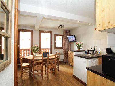 Photo for Odalys Residences in Val Claret - 3 Rooms 7/8 People
